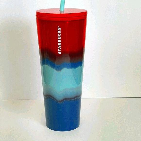 Starbucks Summer 2021 Color Wave venti